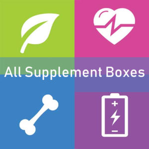 All Supplement Boxes